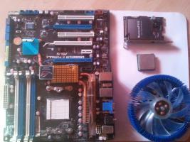 ASUS CROSSHAIR II /AMD 9550 (4x2,2Ghz)/ 8GB RAM