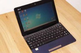 ASUS EeePc 1015PX Netbook 2x1,66GHz