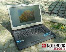 Foto 3 ASUS G73SW 3D 17.3 Zoll Full HD Notebook + 3D Brille