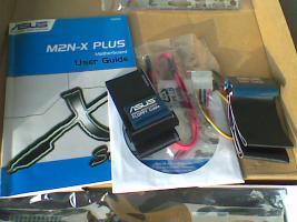 Foto 3 ASUS Mainboard M2N-X Plus