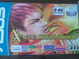 ASUS N6600 Silencer Extreme