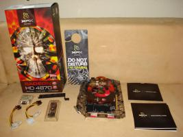 ATI XFX Radeon HD 4870 CrossFire 512MB GDDR5