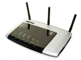 AVM FRITZ Box Fon WLAN 7270 Router