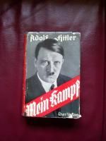 A.Hitlers Buch Mein Kampf