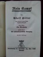 Foto 6 A.Hitlers Buch Mein Kampf