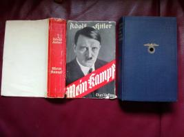 a hitlers buch mein kampf literatur 1933 1945. Black Bedroom Furniture Sets. Home Design Ideas