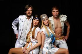 Abbashow, ABBA Revival Band, Coverband, Show SWEDE SENSATION