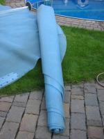 Foto 3 Abdeckplane für das Schwimmbad