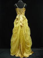 Foto 4 Abendkleid Angebot von Modekarusell in Gold Gr.38 einmalig !!