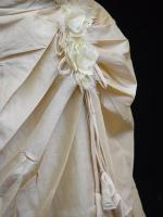 Foto 2 Abendkleid Angebot von Modekarusell Ivory Gr.40