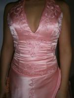 Foto 2 Abendkleid Hochzeitskleid Ballkleid Corsagenkleid zum schnüren