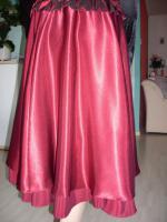 Foto 8 Abendkleid mit Rautenstickereien - Neu -  Grosse:38 - 42