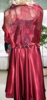 Foto 9 Abendkleid mit Rautenstickereien - Neu -  Grosse:38 - 42
