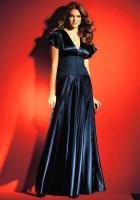 Abendkleid, mitternachtsblau