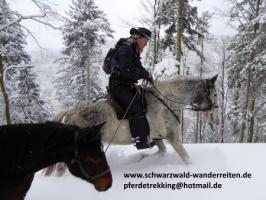 Foto 2 Abenteuer Wanderreiten Reitferien für Erwachsene u. Jugendliche