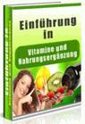 Abnehmen mit Vitamine