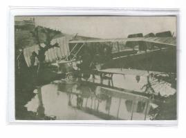 Caproni Abschuß 4.8.1915