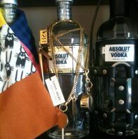 Foto 2 Absolut Vodka Limitierte Auflage Designer-Modus Flaschenset