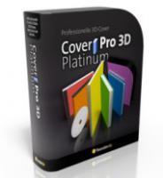 Absoluter Profi 3D Cover-Ersteller