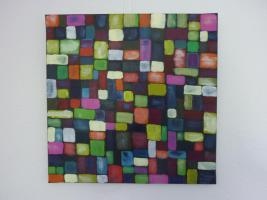 Foto 4 Abstrakte Gemälde in Acryl