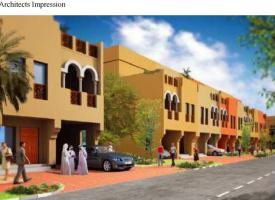 Abu Dhabi Neues Reihenhaus, 175 m�, gutes Anlageobjekt, gute Vermietung