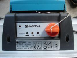 Foto 3 Accu-Walzenmäher Gardena AC380 mit Fangkorb
