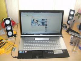 Acer ASPIRE 8943G wie neu mit Garantie, NP:1.999€ VB:1.499€