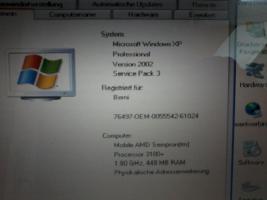 Foto 4 Acer Aspire 3004WLMi 15,4 Zoll Notebook
