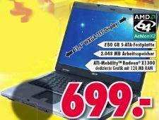 Foto 3 Acer Aspire 5100 mit 250 GB HD und 2 GB RAM