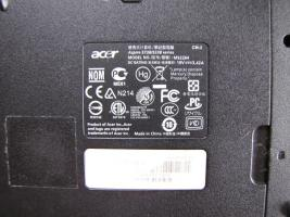 Foto 4 Acer Aspire 5738G Intel 2 x 2,2Ghz 4GB RAM 320GB HDD Blu-Ray