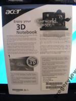 Foto 8 Acer Aspire 5740D mit 3D Display