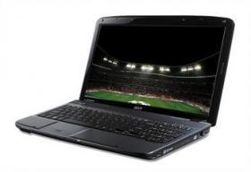 Acer Aspire Notebook/Laptob so gut wie NEU 3GB-250GB Festplatte