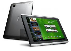 Foto 2 Acer Iconia Tab A501 Tablet 32GB (25,6 cm (10,1 Zoll) Touchscreen, WiFi, Android 3.2, HDMI, USB 2.0, UMTS)