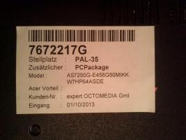 Foto 4 Acer Laptop