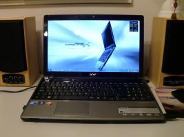Acer Timelinex Notebook