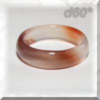 Achat- und Jade - Ringe