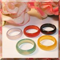 Foto 2 Achat- und Jade - Ringe