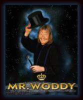 Mr.Woddy, der Zauberer