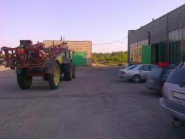 Ackerbaubetrieb in Lettland