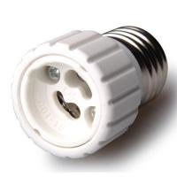 Adapter von E27 auf GU10 (Sockelumwandler)