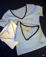 Foto 2 Adidas Damen Fitness und Sportshirt -neu!- (EVP 29,95)