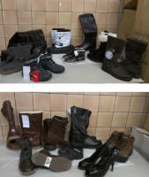 Adidas, Tommy Hilfiger, Esprit, Lacoste, Nike - Markenschuhe Posten