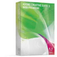 Adobe Creative Suite 3 Web Premium - Deutsche Vollversion - WIN
