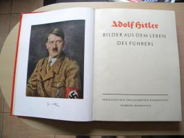 Foto 2 Adolf Hitler '' Bilder aus dem Lebwn des Führers '' Cigaretten Bilderdienst