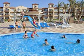 ÄGYPTEN ROTES MEER Hotel Pensee Azur direkt am Sandstrand