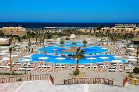 Foto 2 ÄGYPTEN ROTES MEER Hotel Pensee Azur direkt am Sandstrand