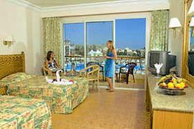 Foto 3 ÄGYPTEN ROTES MEER Hotel Pensee Azur direkt am Sandstrand