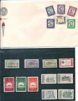 Foto 5 Ältere Briefmarken aus Überseegebieten