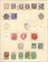 Foto 6 Ältere Briefmarken aus Überseegebieten
