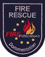 Ärmelabzeichen Feuerwehr/Rettungsdienst